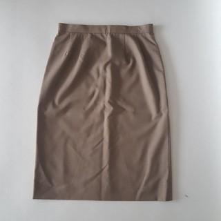 バーバリー(BURBERRY)の美品 バーバリータイトスカート11号(ひざ丈スカート)