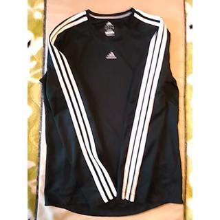 アディダス(adidas)のゴールドスマイル様専用  adidas 長袖Tシャツ Mサイズ(Tシャツ/カットソー(七分/長袖))