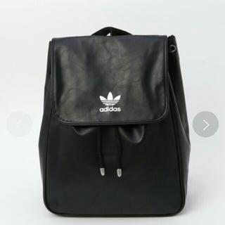 アディダス(adidas)の【廃盤】adidas adicolor バックパック リュック(リュック/バックパック)