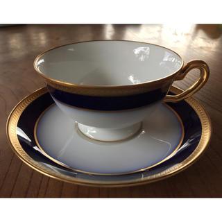 オオクラトウエン(大倉陶園)の大倉陶園ティーカップ(グラス/カップ)