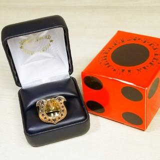 テンダーロイン(TENDERLOIN)のテンダーロイン TENDERLOIN 8K ホースシューリング キムタク(リング(指輪))