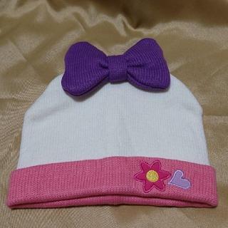 ディズニー(Disney)のデイジー ニット帽(ニット帽/ビーニー)