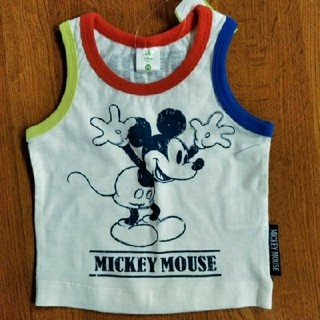ディズニー(Disney)のミッキーマウス♡タンクトップ2枚セット(タンクトップ/キャミソール)