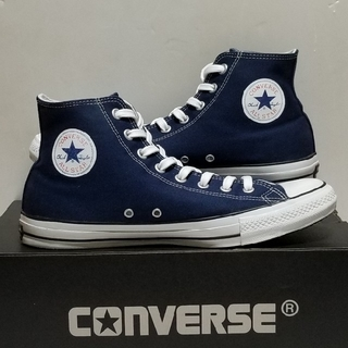0a19d4f0194d99 コンバース(CONVERSE)のCONVERSE ALL STAR 100 COLORS HI NAVY 30(スニーカー)