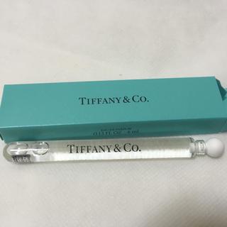 ティファニー(Tiffany & Co.)の新品 Tiffany&Co ティファニー ミニ香水 オードパルファム 4ml(香水(女性用))