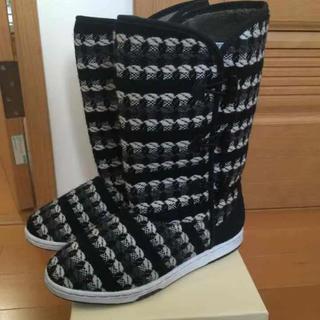 アディダス(adidas)のアディダス ブーツ 美品 (ブーツ)