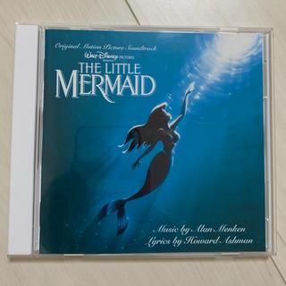 ディズニー(Disney)のTHE LITTLE MERMAID CD(ポップス/ロック(洋楽))