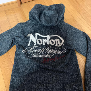 ノートン(Norton)のNortonトレーナー(Tシャツ/カットソー(半袖/袖なし))