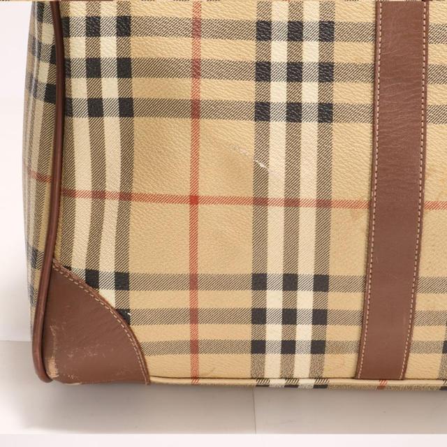 BURBERRY(バーバリー)のバーバリー ノバチェックボストンバッグ レディースのバッグ(ボストンバッグ)の商品写真