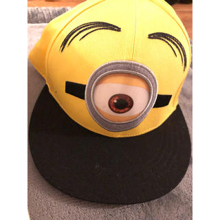 ミニオン(ミニオン)のミニオン ユニバーサル キャップ (帽子)