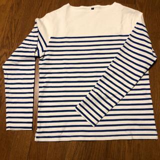 ムジルシリョウヒン(MUJI (無印良品))の無印良品  長袖Tシャツ(Tシャツ/カットソー(七分/長袖))