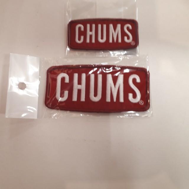 CHUMS(チャムス)のチャムスワッペン レディースのファッション小物(その他)の商品写真