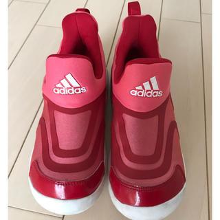 アディダス(adidas)のアディダス スニーカー 20.0cm(スリッポン)
