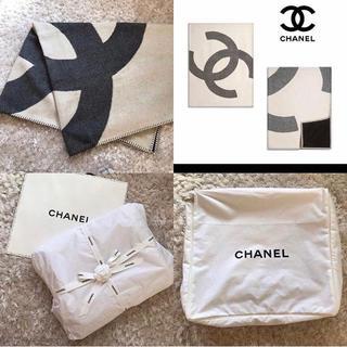 シャネル(CHANEL)のCHANEL ブランケット(毛布)