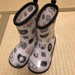 ムージョンジョン(mou jon jon)のmoujonjon 長靴 18cm(長靴/レインシューズ)