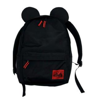 ミッキーマウス(ミッキーマウス)のミッキー 耳付きリュック(リュック/バックパック)