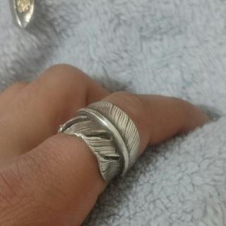 ゴローズ(goro's)のフェザーリング(リング(指輪))