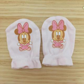 ディズニー(Disney)のベビー用ミトン(手袋)