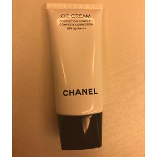シャネル(CHANEL)のシャネル ccクリーム 未使用品(BBクリーム)