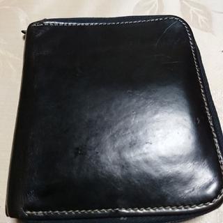 ホワイトハウスコックス(WHITEHOUSE COX)のホワイトハウスコックス財布(折り財布)