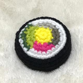 お寿司②太巻き☆鳴き笛入り(おもちゃ/ペット小物)