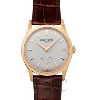 パテックフィリップ(PATEK PHILIPPE)の新品 パテックフィリップ  カラトラバ 5196R-001(腕時計(アナログ))