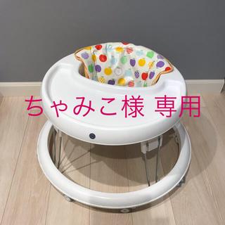 トイザラス(トイザらス)のベビーザらス限定 ベビーウォーカー アップル(歩行器) 日本製(歩行器)