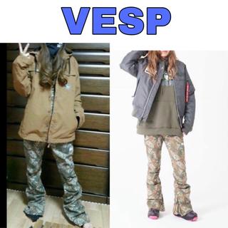 ノーベンバー(NOVEMBER)のVESP ベスプ スノボー ウェア タイトストレッチパンツ タイラーリンチ(ウエア/装備)