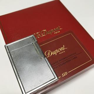 エステーデュポン(S.T. Dupont)のデュポン シルバー(タバコグッズ)