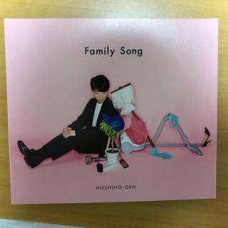 ビクター(Victor)の星野源 Family Song(初回限定版CD+DVD)(ポップス/ロック(邦楽))