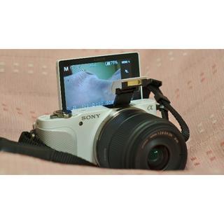 ソニー(SONY)のソニー nex 3n シグマ 19mm f2.8 dn (ミラーレス一眼)