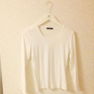 ジーユー(GU)のカットソー(Tシャツ(長袖/七分))