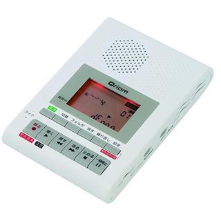 ヤマゼン(山善)の★新品税込◆山善◆電話通話録音機(固定電話用) YVR-DR1(その他)