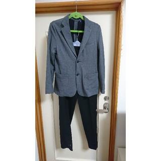 ユニクロ(UNIQLO)の●ユニクロジャケットスーツ/150セット卒業式(ドレス/フォーマル)