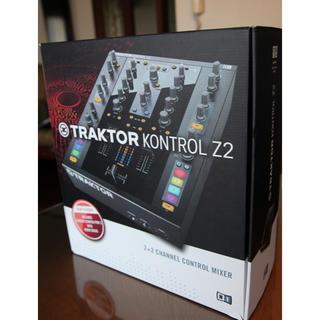 美品 TRAKTOR KONTROL Z2(DJコントローラー)