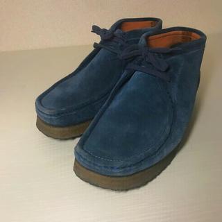 ビームス(BEAMS)の☆大特価 BEAMS ブーツ ブルー/26.5cm(ブーツ)