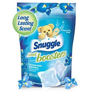 スナッグル(Snuggle)のsnuggle 香り付け10個入り(洗剤/柔軟剤)