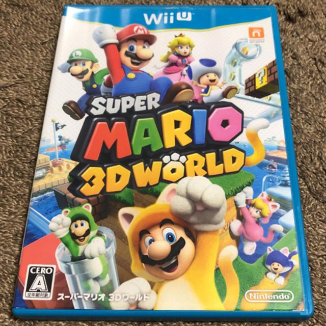 ワールド 3d マリオ