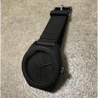 アディダス(adidas)のアディダス  腕時計 マットブラック(腕時計)