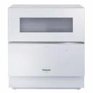 パナソニック(Panasonic)のパナソニック NP-TZ100-W ホワイト 食器洗い乾燥機 新品(食器洗い機/乾燥機)