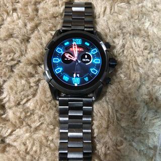 ディーゼル(DIESEL)のディーゼル Diesel スマートウォッチ デジタル時計 送料込み(腕時計(デジタル))