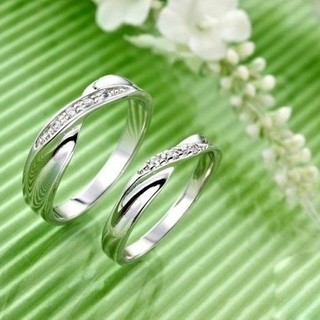 ※即日発送☞婚約指輪ギフト♥ジルコニア※金属アレ対応リング★指輪シルバー92(リング(指輪))
