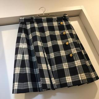 鶴川高校 夏服スカート(その他)