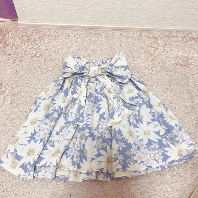 LIZ LISA(リズリサ)のLIZLISA♡スカート レディースのスカート(ひざ丈スカート)の商品写真