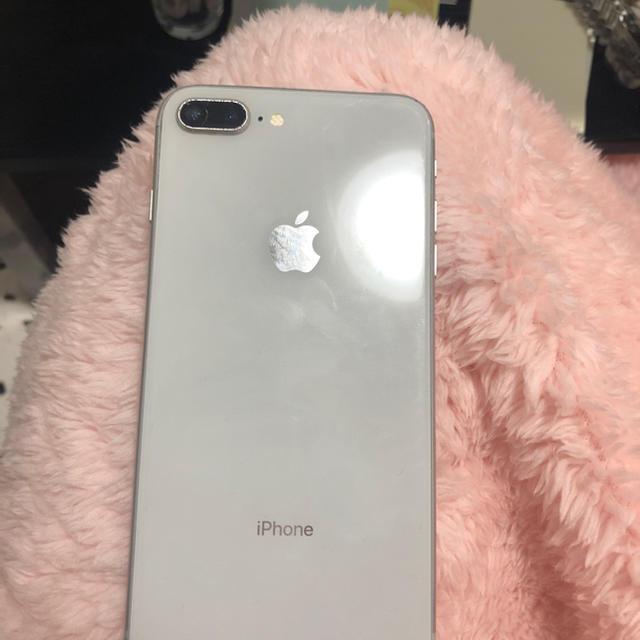iPhone(アイフォーン)のiPhone8  Plus  シルバー スマホ/家電/カメラのスマートフォン/携帯電話(スマートフォン本体)の商品写真