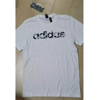 アディダス(adidas)の新品!adidas Tシャツ(Tシャツ/カットソー(半袖/袖なし))