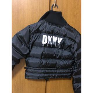 ダナキャランニューヨークウィメン(DKNY WOMEN)のDKNY JEANS ダウン レア 美品(ダウンジャケット)