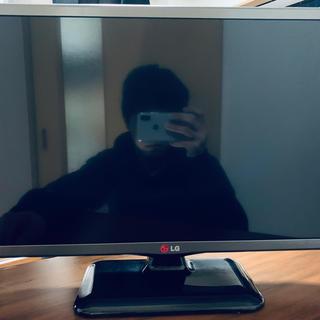 エルジーエレクトロニクス(LG Electronics)のLG 22型 テレビ TV モニター(テレビ)