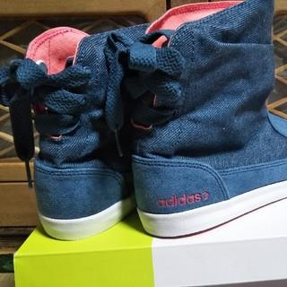アディダス(adidas)のアディダス ブーツ 即決前にご連絡を(ブーツ)