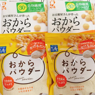 おからパウダー さとの雪 九一庵 4袋(豆腐/豆製品)